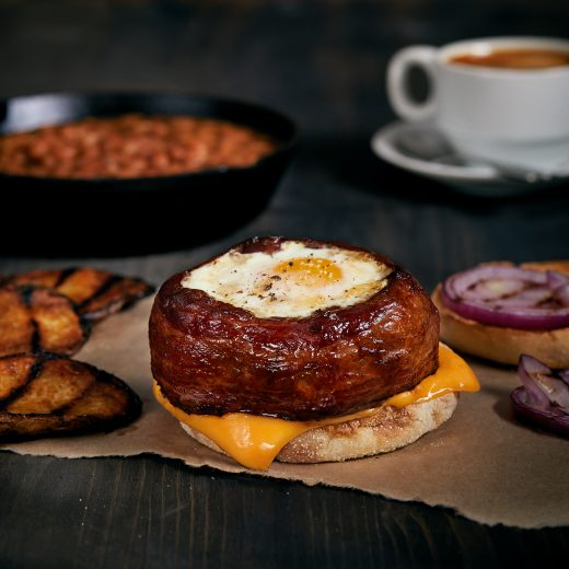All-In Breakfast Sandwich