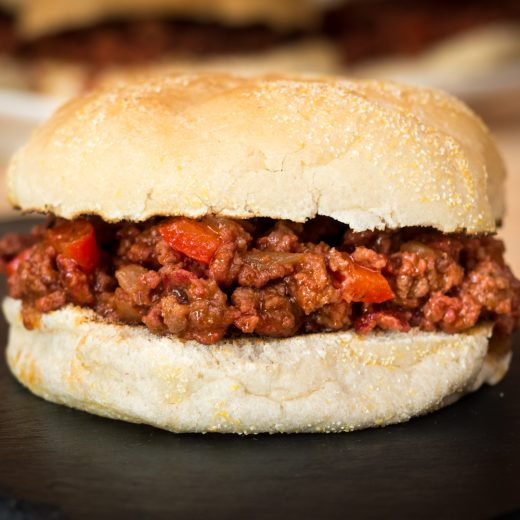 Red Habanero Sloppy Joes