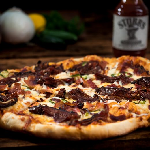 Smoked Short Rib Pizza