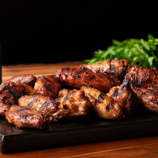 Fire-Eater Chicken Wings